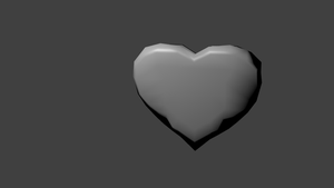 Heart Model render by Healing-Touch