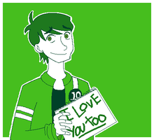 Ben10 AF: I Belong With You by Miniyuna