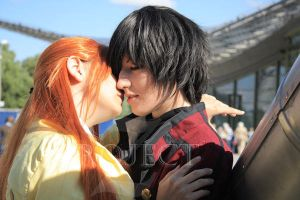 Code Geass: Kiss me, please by GuardianOfCloud
