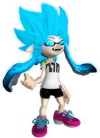 SSGSS Inkling by NeoMetalSonic360