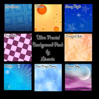 UF Background pack by Liuanta
