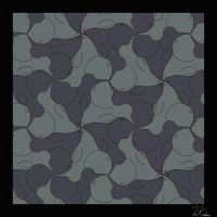 Bird Tessellation by iKPACH