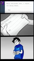 Ask John Egbert 65 by LeijonNepeta
