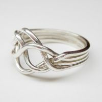 Puzzle ring skinny 1 by nellyvansee