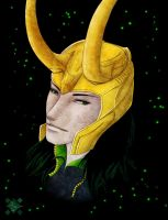 Loki by Project-Drow