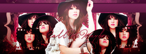 Portada Carly Rae Jepsen by BlackJesusGermanotta