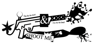Shoot Me by ScareyBunny