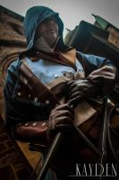 AC Unity - Arno Cosplay by Hepheistion