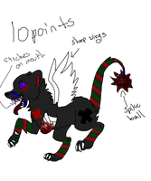 10 Point Killer Adopt Open!!!! by iW-O-L-F