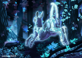 Aethereal Forest by NoktBane