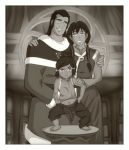 Korra's Family Picture by SpectacularAna