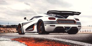 Koenigsegg One:1 by Danyutz