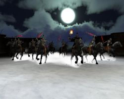 Lord Soth's Charge, NWN style by ThriKreen