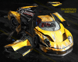Dangerous Instinct by CRIS01