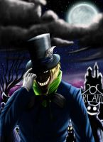 Mad Hatter by Fenris88