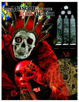 The Masque Of The Red Death by technoborg