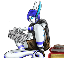 Commission: DeLorean by Doggy-Yasha