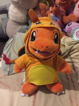 Build a bear charmander by angelicoreXX