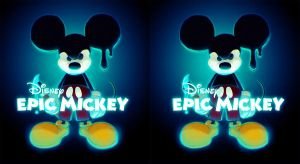 EPIC MICKEY 3D by HikaruTajima1989
