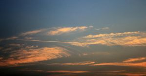 Streaked Sky 04 - Stock by Thy-Darkest-Hour