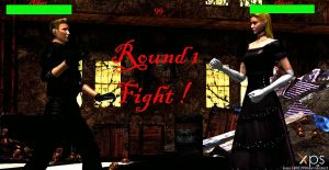 Resident Evil Mortal Combat style by WolfShadow14081990