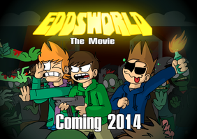 Eddsworld The Movie Poster by Billy Crinion by BillyBCreationz