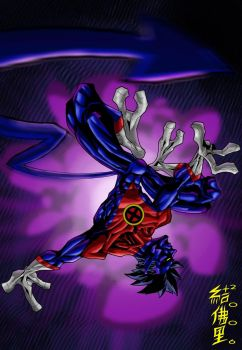 NIGHTCRAWLER by WOLVERINE76