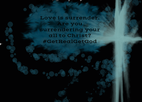 Love is surrender by RockAngel93