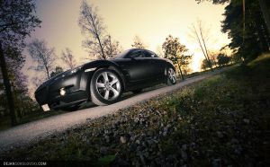 Mazda RX-8 - cold place - by dejz0r