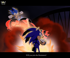 Project  Sonic 2017 by KonKonna