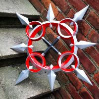 kingdom hearts: Axel's Chakrams Finished by RPG-Creations