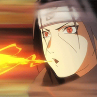 Naruto - Itachi HD Gif file by Angie988