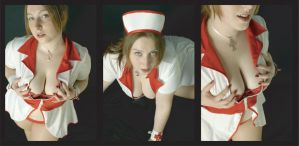Nurse 15 - Boobs just for Ivan by PaulaImperatrix