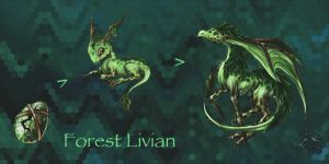 Forest Livian by EnigmaticPhantasy