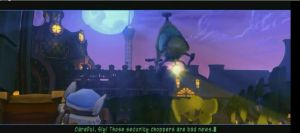 falshligth helicopter in sly 4 by FCC93