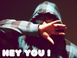 Hey you by adell14