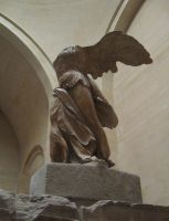 The Winged Victory by FangsAndNeedles