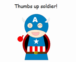 Super Soldier by ThunderWolfang