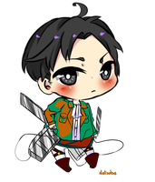 Don't heichou me! by Natsuba