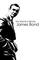 My name is Bond... by KanomBRAVO