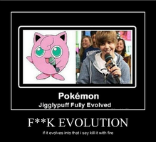 F**K evolution if it evos into that by The-Starry-true