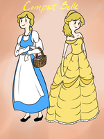 Compact Belle by Ask-CompactPrincess