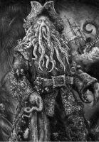 Davy Jones by T-Emanuel