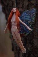 Avril tiny faerie by chicorydell