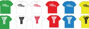 YMCA Camp Staff Shirts by gotsubverted
