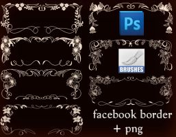 facebook border 2 by roula33