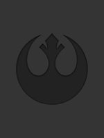 Rebel Alliance iPad Wallpaper by idrvfast