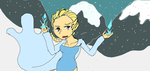The Cold Never bothered me anyways by Funkycat206