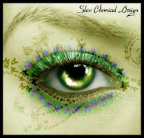 Spring Eye by Slow-Chemical-Design