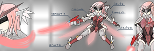 Mech Armor Lightning :Contest Entry: by Xero-J